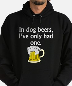 In Dog Beers Hoody