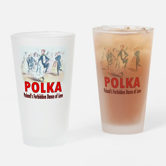 ART Polka 5a Drinking Glass