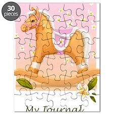 2-PalominoPinkJournal Puzzle