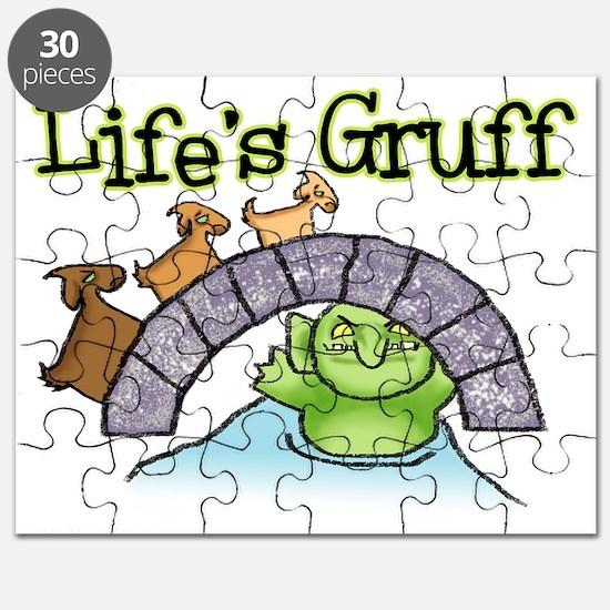 Goats Gruff Puzzle