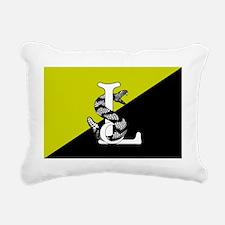 SoLBanneranarchcap Rectangular Canvas Pillow