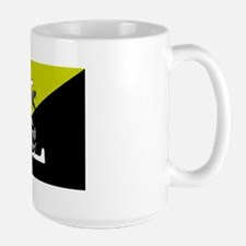 SoLBanneranarchcap Large Mug