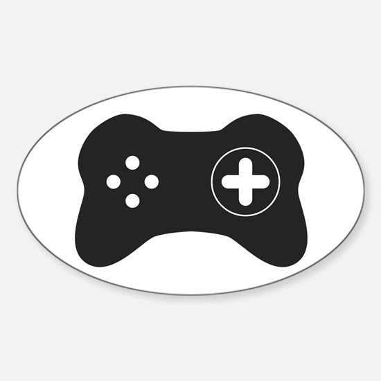 Game controller Decal