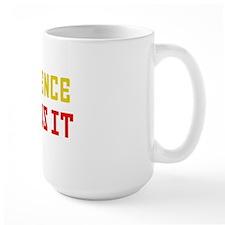 OpulenceIHasIt_white Mug