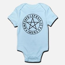Rune Shield Pentacle Body Suit