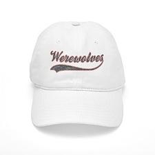 2-Werewolves-light Baseball Cap