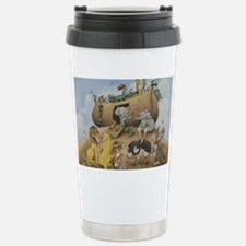 noahs ark 12x9 Stainless Steel Travel Mug