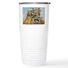 noahs ark 12x9 Travel Mug