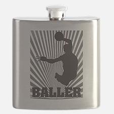Baller Flask
