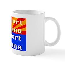 Arizona Deport Obama Yard Sign Mug