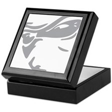 NinjaVideoLogo Keepsake Box