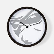 NinjaVideoLogo Wall Clock