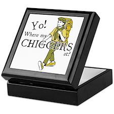 Chiggers Keepsake Box