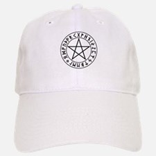 Rune Shield Pentacle Hat