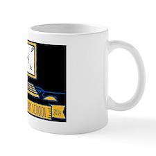 2+2=4 13-14 t shirt Mug