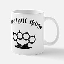 straight Edge brass for white Mug