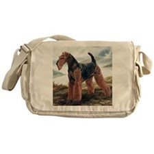Airedale Messenger Bag