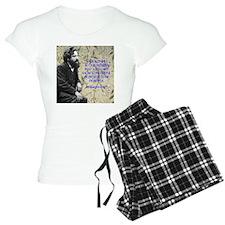 Morris Quotation  Pajamas