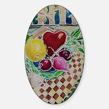 #2 of KITCHEN Bright Acrylic Painti Decal