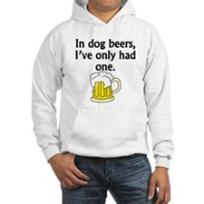 In Dog Beers Jumper Hoody