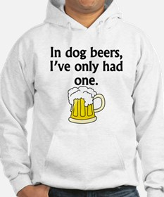 In Dog Beers Jumper Hoody