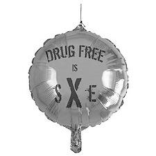 Drug free for white Balloon