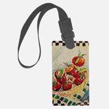 #7 of KITCHEN Bright Acrylic Pai Luggage Tag