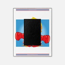 Knock-Out-Autism-BLK Picture Frame