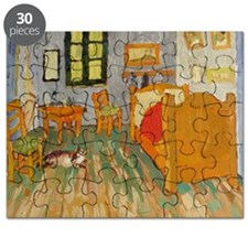 Vincent in Bedroom Puzzle