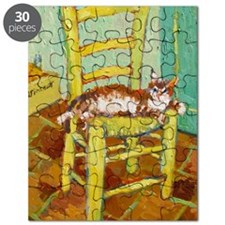 Vincent in Chair Puzzle