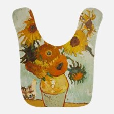 Vincent with Sunflowers - Bib