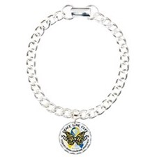 Down-Syndrome-Butterfly- Bracelet