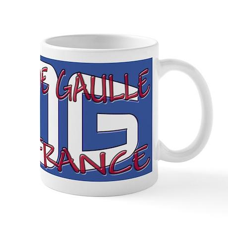 CDG-Paris-France Mug