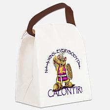 CALONTIR Canvas Lunch Bag