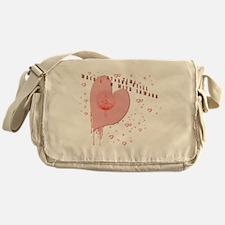 New moon Edward  Messenger Bag