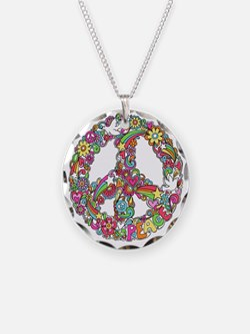 Peace & Love Necklace