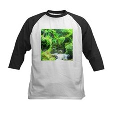 effect, forest Baseball Jersey