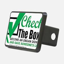 Organ-Donor-Check-the-Box Hitch Cover