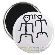 Aikane Petroglyph 10 x 10 def.gif Magnet
