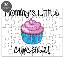 Mommys cupcake no skull Puzzle