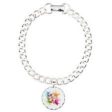 Plumeria Color Bracelet