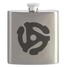 45 Record Adapter Flask