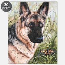 German Shepherd Dog Puzzle