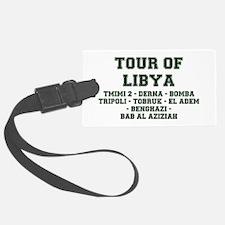 TOUR OF LIBYA Luggage Tag