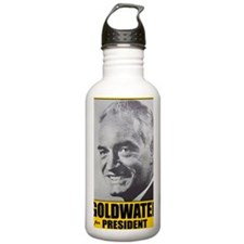 ART Goldwater for Pres Water Bottle