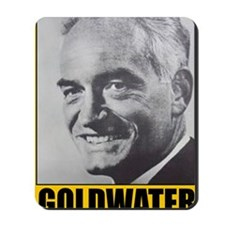 ART Goldwater for President Mousepad