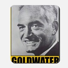 ART Goldwater for President Mousepad