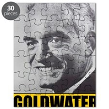 ART Goldwater for President Puzzle