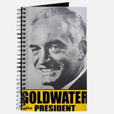 ART Goldwater for President Journal