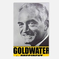 ART Goldwater for Preside Postcards (Package of 8)